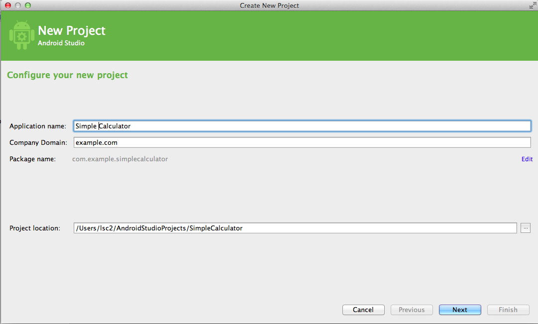 Tutorial – Developing your first Android app | Software Developer ...